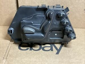 00-06 Mercedes W220 S500 S55 AMG Seat Control Switch Front Right Passenger OEM