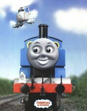 THOMAS & FRIENDS ~ SOLO 16x20  CARTOON POSTER Tank Engine Train Railroad