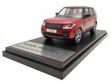 Range Rover Sv Autobiography Dynamic 2017 Red 1:43 Model LCD MODELS
