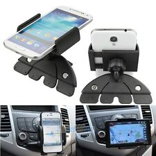 New 360° Universal Car CD Slot Holder Mount Bracket Stand For GPS MP4 5 iPhone