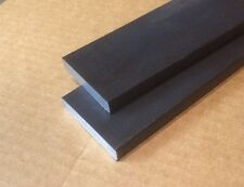 "3/8"" x 2"" ROUND EDGE Hot Roll Steel Flat Bar x 24"""