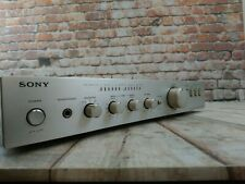 Sony Integrated Stereo Amplifier TA-F30