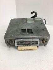 Porsche 356 Becker Monte Carlo Radio + Amplificateur