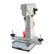 New Electric Book Binding Machine Financial Binder Office Binding Tool 180W 220V