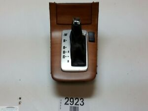 05-06 INFINITI G35 AUTOMATIC SHIFTER TRIM COVER CONSOLE PANEL HAZARD SWITCH OEM
