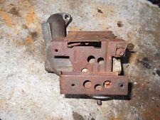 Tecumseh HM80 snowblower carburetor 632037 631957B 33877 33377 37659 control 8hp