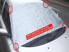 Magnetico Parabrezza Auto Invernale Cover Frost Ghiaccio Neve Protezione Sole