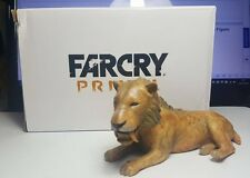 FARCRY Far Cry PRIMEVAL Saber Toothed Cat Smilodon Resin Bobblehead Figure