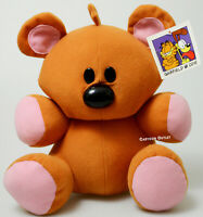 "10"" Pooky Garfield Bear Plush Stuffed Animal Doll Licensed Toy New Birthday Gift"