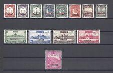 PAKISTAN 1948 SG O14/26 MINT Cat £130