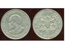 KENYA  1 shilling  1973