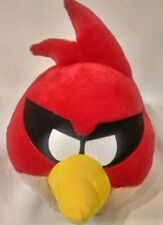 """ANGRY BIRDS SPACE 12"""" PLUSH Red Masked Cosmic Bird CUTE Soft Retired B39"""