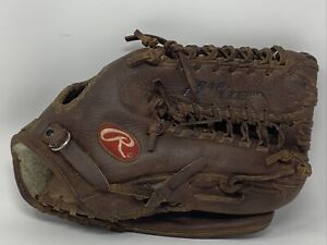 "Rawlings SL127T 12.75"" Sandlot Trapeze Baseball Softball Glove Right Hand Throw"