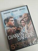 dvd   Diamantes de sangre (contenido extra )leonardo di caprio/ nuevo precintado