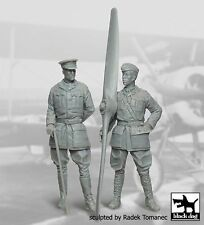 Black Dog 1/32 British RFC Fighter Pilots Set 1914-1918 WWI (2 Figures) F32015