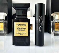 TOM FORD TOBACCO VANILLE 10ml EDP Sample Twist&Spray Travel Bottle