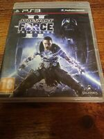 Star wars the force Unleashed 2 ps3 free shipp Canada 🍁 no manual