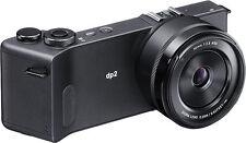 Sigma DP2 Quattro Black Digital Camera