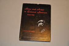 Arms & Armor in Colonial America 1526-1783, Harold Peterson 1956 Hb/Dj Vf/Vf