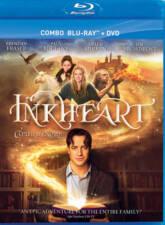 Inkheart (Blu-ray/DVD, 2012, Canadian) Free Shipping!