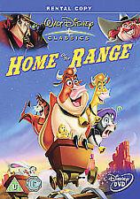 DISNEY HOME ON THE RANGE DVD (REGION 2/PAL) ***BRAND NEW & SEALED***