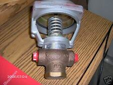 ROBERTSHAW PNEUMATIC BRASS 1/2 IN. NPT VALVE