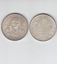 Gertbrolen Mexique 100 Pesos argent 1978  Exemplaire Numéro 2