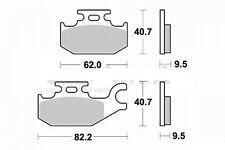 Jeu 2 plaquettes  frein Avant gauche/droit qualité CANNONDALE BLAZE 440 2003