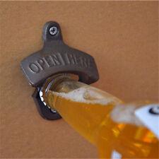 Rétro Mural Décapsuleur Tire-bouchon Ouvre Bouteille Bottle Opener Outil Bière