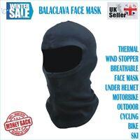 Facemask Balaclava Cotton Motorcycle Motorbike Ski Bike Head Neck Warmer Mask UK