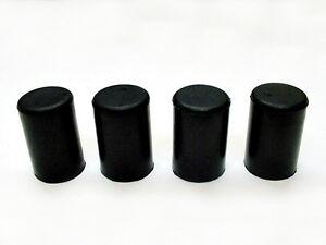 "Fits Subaru 5/8"" Water Pump Heater Core Rubber Hose Caps Blockoff Plugs NOS"