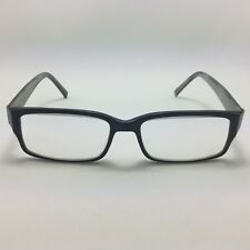 Bronx Black Eyeglasses Frames Plastic 56-17-150