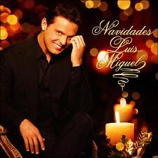 LUIS MIGUEL - NAVIDADES LUIS MIGUEL - CD - Sealed