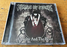 CRADLE OF FILTH Cruelty and the Beast  - CD