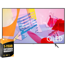 "Samsung 65"" Class Q60T QLED 4K UHD HDR Smart TV 2020 + 1 Year Extended Warranty"
