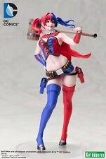 NEW Kotobukiya Japan DC Comics Bishoujo 1/7 Harley Quinn New 52 Figure