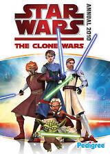 Clone Wars  Annual: 2010 by Pedigree Books Ltd (Hardback, 2009)