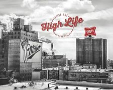 Miller, Inside The High Life (Paul Bialas, Photography Book, 2015) AUTHOR SHIPS!