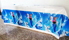 Frozen Birthday party supply supplies decoration table cloth spread cover