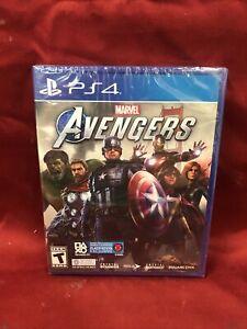 Marvel's Avengers (Sony PlayStation 4 PS4) BRAND NEW L🔵🔵K