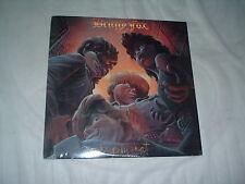 BRITNY FOX  Boys In Heat '89 LP US HAIR metal ORIG 1st US press UNPLAYED SEALED