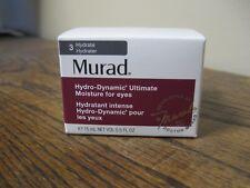 New! Murad Hydro Dynamic Ultimate Moisture for Eyes 0.5 fl oz