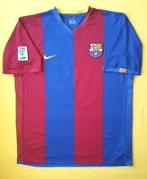 4/5 Messi Barcelona jersey XL 2006 2007 home shirt Nike soccer football ig93