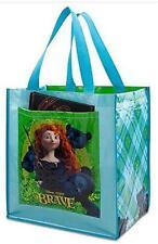 Disney Store Brave Tote Reusable Shopping Carry All Bag Merida Bears New