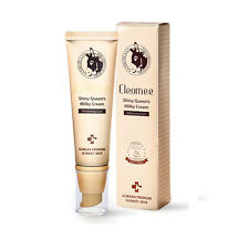 Cleomee Shiny Queens Donkey Milk Cream 50ml Make-up Effect Nutrition