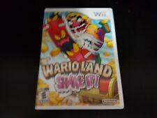 Wario Land: Shake It [Wii] [Nintendo Wii] [2008] [Complete!}