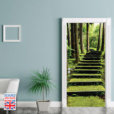 Way to nature - DIY Interior Home Decor - Door Mural - Made in UK