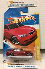 '10 BMW M3 #26 * RED * Premiere 2011 Hot Wheels * B27