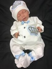 REBORN BOY REBORN VALUE BABY STUNNING BLINGY ROMANY OUTFIT E PB
