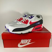 "Nike Air Max 90 Essential ""Raptors"" AJ1285 106 Running Shoes Men's Size 10-13"